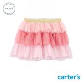 【美國 carter s】 漸層粉蛋糕短裙