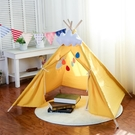 兒童帳篷 印第安帳篷室內游戲屋攝影拍照道具小房子野餐神器兒童玩具女TW【快速出貨八折鉅惠】