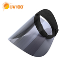 UV100 防曬 抗UV-簡約時尚美容面罩帽