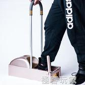 鞋套機家用自動智慧客廳辦公鞋膜機一次性鞋套機腳套機扶手款 igo 『極客玩家』
