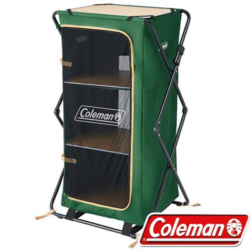 Coleman CM-31297 原野廚房櫃 戶外行動桌/露營休閒桌/收納櫃 公司貨