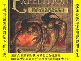 二手書博民逛書店Fantasy罕見Art Expedition-幻想藝術探險Y436638 Finlay Cowan Davi