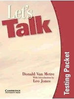 二手書博民逛書店 《Let s Talk Testing Packet》 R2Y ISBN:052153156X│DonaldVanMetre