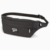 PUMA DECK 黑LOGO 基本款 大腰包 隨身包 包包 (布魯克林) 07716801