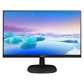 PHILIPS 飛利浦 243V7QJAB 24型 IPS FHD 低藍光不閃屏 螢幕顯示器
