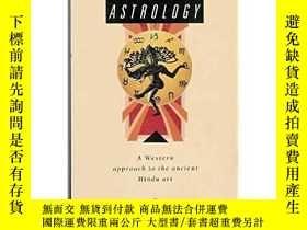 二手書博民逛書店Indian罕見Astrology: A Western App