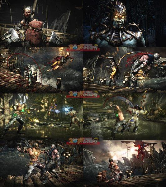 PS4 真人快打XL 年度完整版 -英文版- Mortal Kombat X 10