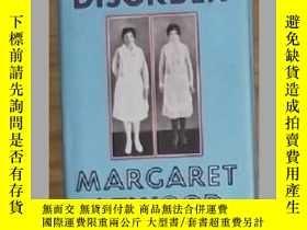 二手書博民逛書店英文原版精裝罕見Moral Disorder by Margar