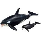 TOMICA動物 AL-08 虎鯨 (漂浮版) AN13763 多美動物園