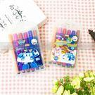 POLI 波力 盒裝 12色 三角 可水洗彩色筆 (不挑款) | OS小舖