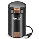 KingTop【日本代購】咖啡研磨機 電動咖啡研磨機200 W 大功率-KH 001
