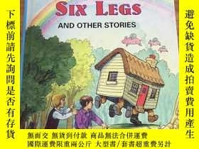 二手書博民逛書店THE罕見HOUSE WITH SIX LEGSY331092