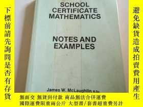 二手書博民逛書店NOTES罕見AND EXAMPLES(英文, 不好)Y2128