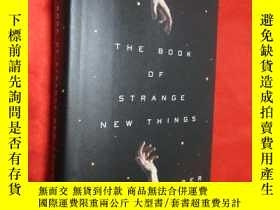 二手書博民逛書店The罕見Book of Strange New Things