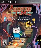 PS3 Adventure Time: Explore the Dungeon Because I DON T KNOW! 探險活寶:探索地下城(美版代購)