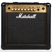 Marshall MG15GFX 經典金色15W電吉他音箱