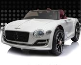 兒童電動車四輪汽車遙控玩具車可坐人小孩嬰兒帶搖擺寶寶賓利童車   DF 玫瑰女孩