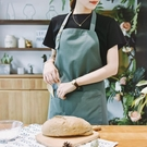 家用廚房做飯圍裙罩衣定制做畫畫時尚新款日式防水廚師工作服男女 快速出貨