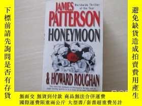 二手書博民逛書店JAMES罕見PATTERSON HONEYMOON 【151】