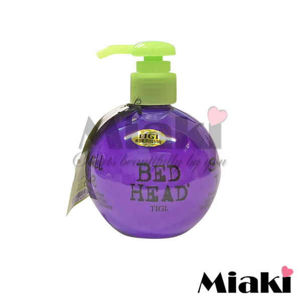 TIGI 寶貝蛋 三合一造型霜200ml*Miaki*