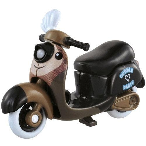 TOMICA  DM Chim chim 摩托車 DS86485迪士尼小汽車