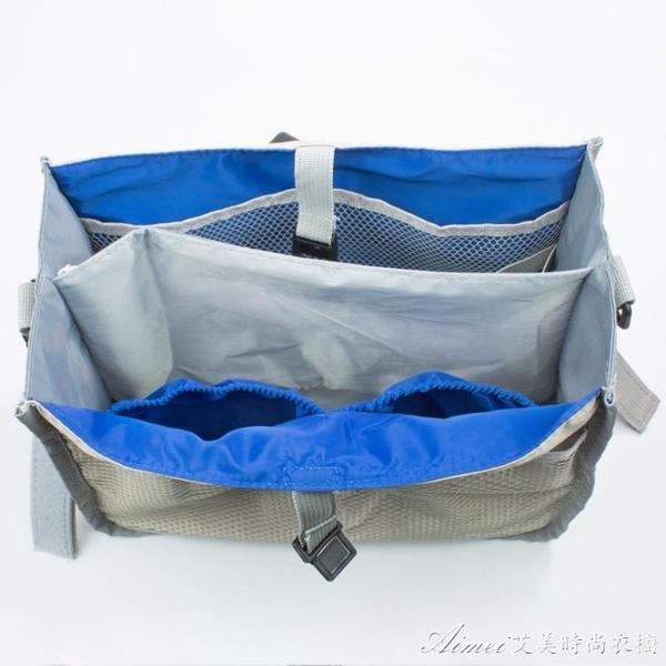 嬰兒手推車掛包車掛袋 奶瓶紙尿布褲大容量收納媽咪包 可定制logo 快速出貨