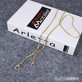 全銅細鍊條包包鍊條配件高檔金屬鍊不褪色小包帶包包鍊子    琉璃美衣