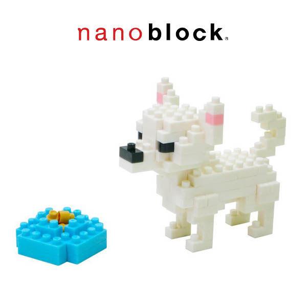 【日本 Kawada 河田】Nanoblock 迷你積木 吉娃娃 NBC-121