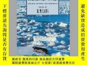 二手書博民逛書店Antarctic罕見Seals: Research Metho