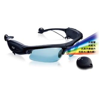 NU 8GB攝錄太陽眼鏡MP3 Hawkeye