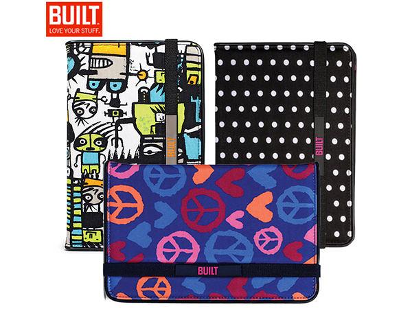 【A Shop】BUILT NY Slim Cover iPad mini2/iPad mini 專用保護蓋E-SCMN1系列-共3色