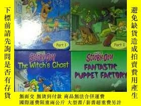 二手書博民逛書店Scooby-Doo!罕見Tails of Terror Box