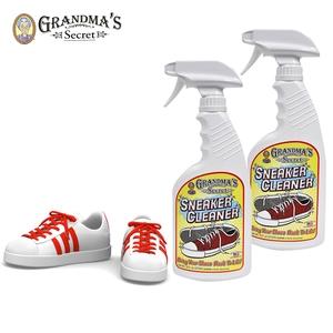 美國Grandmas Secret老奶奶秘密-鞋用去漬噴霧473ml