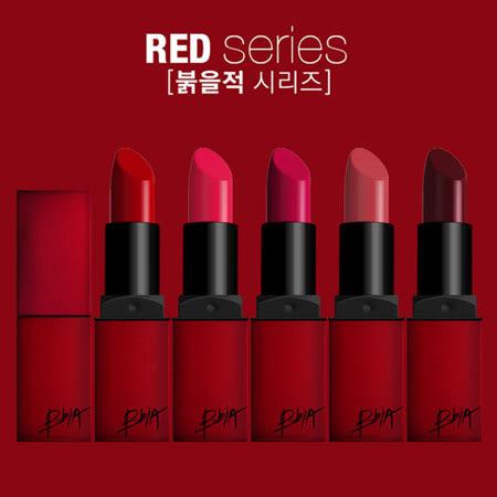 韓國 BBIA 慕斯女神完美唇膏 紅管 3.5g 唇膏 口紅 唇彩 霧面