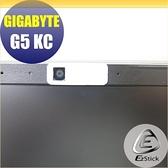 【Ezstick】GIGABYTE G5 KC 適用 防偷窺鏡頭貼 視訊鏡頭蓋 一組3入