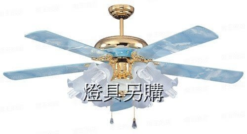 【燈王的店】《台灣製燈王強風吊扇》60吋藍海大帝吊扇 不含燈具 (馬達保固十年) ☆S1022