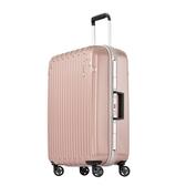 probeetle鋁框PC行李箱-玫瑰金24吋(9M3)-生活工場