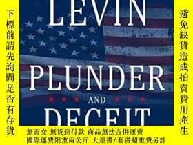 二手書博民逛書店Plunder罕見And DeceitY364682 Mark R. Levin Threshold Edit