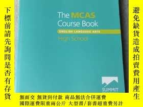 二手書博民逛書店The罕見MCAS Course Book: English L