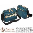 現貨【Spasso】日本品牌 橫式 斜肩...