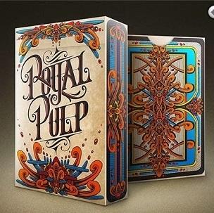 【USPCC 撲克】ROYAL PULP RED
