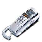 美思奇1005來電顯示電話機 可愛卡通壁掛床頭小分機 歐式創意座機 快速出貨
