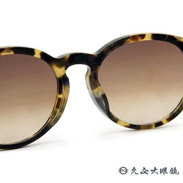 FENDI 墨鏡 經典 太陽眼鏡 FF0085FS HK3D8 琥珀-紅 久必大眼鏡