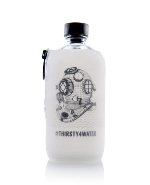 加拿大時尚休閒冷水壺 Lab[O] 玻璃瓶-Thirsty 4 Water