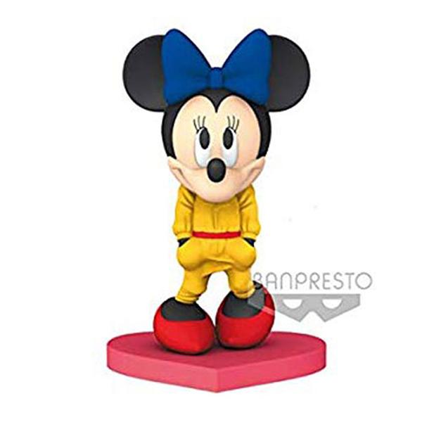 BANPRESTO 迪士尼 時尚造型 米妮 (黃色)
