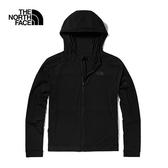 The North Face 女 吸濕排汗外套 黑 NF0A4N8PJK3【GO WILD】