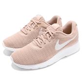 Nike 休閒鞋 Wmns Tanjun 米白 白 女鞋 奶茶色 基本款 運動鞋 【ACS】 812655-202