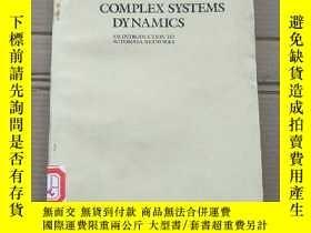 二手書博民逛書店complex罕見systems dynamics(P1668)Y173412