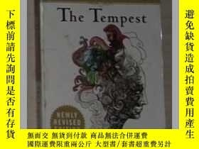 二手書博民逛書店英文原版罕見The Tempest by William Sha