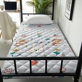 床墊 床墊軟墊被宿舍學生單人床褥子家用硬榻榻米海綿加厚租房專用寢室【快速出貨八折搶購】